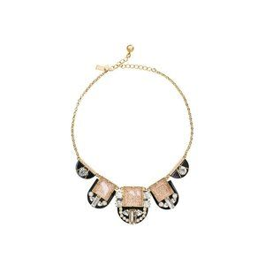 Kate Spade New York Women's Tile Collar Necklace